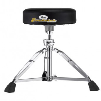 Pearl D-1000SN Drum Throne Stool Roadster D1000SN with Round Seat Short