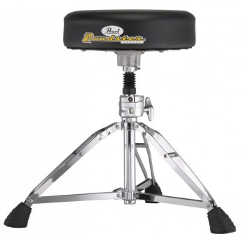 Pearl D-1000SPN Drum Throne Stool Roadster D1000SPN with Shock Absorb Post