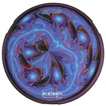 "PROLOGIX - ""HYBRID"" Signature David Ellis - Dual Sided 13"" Practice Pad w/ Rim"