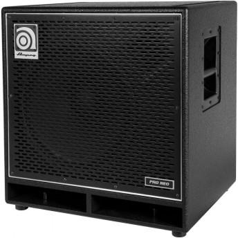 "Ampeg PN-410HLF 4 X 10"" 850W Rms Neodymium Bass Speaker Cabinet"
