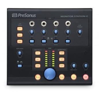 PreSonus Monitor Station V2 Desktop Speaker Management Control Center