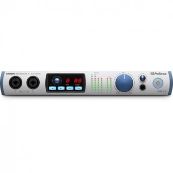 PreSonus Studio 192 Mobile 22 x 26 USB 3.0 Interface & studio command centre
