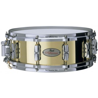 """Pearl Reference Metal Brass Snare Drum 14""""x5"""" RFB"""
