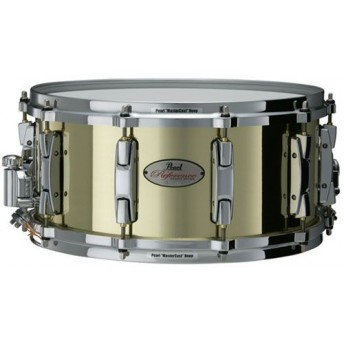"""Pearl Reference Metal Brass Snare Drum 14""""x6.5"""" RFB"""