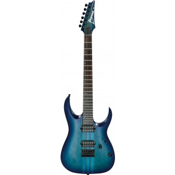 Ibanez RGAT62 SBF Electric Guitar Sapphire Blue Flat 2019