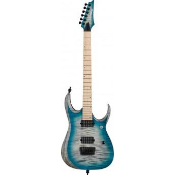 Ibanez RGD61AL SSB Electric Guitar Stained Sapphire Blue Burst 2019