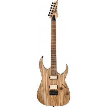 Ibanez RGEW521MZW NTF Electric Guitar Natural Flat 2019