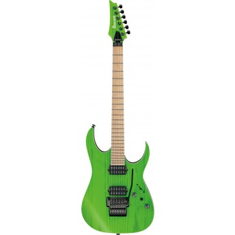 Ibanez RGR5220M TFG Prestige Electric Guitar with Case Transparent Fluorescent Green 2019