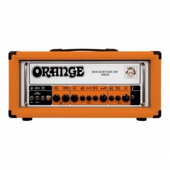 Orange Rockerverb 100H MKIII Valve Guitar Amplifier Head