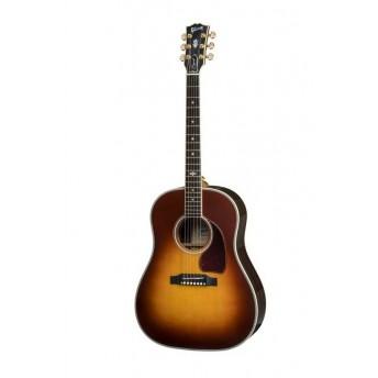 Gibson J-45 Regal Acoustic Guitar Rosewood Burst 2018