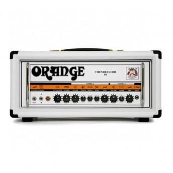 Orange - TH50 - Thunderverb 50W Guitar Amplifier Head White