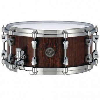 "Tama Starphonic 14""x6"" Bubinga Snare Drum - Matte Natural Cordia"