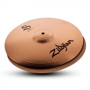 """Zildjian S14HPR S Family 14"""" HiHat Pair Cymbals"""