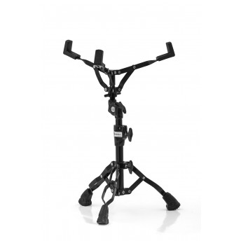 Mapex - MARS DOUBLE BRACED RATCHET ADJUSTER SNARE STAND - BLACK PLATED