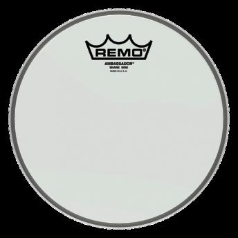 "Remo SA-0108-00 8"" Ambassador Hazy Snare Side Drum Head Skin"