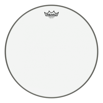 "Remo SA-0116-00 16"" Ambassador Hazy Snare Side Drum Head Skin"