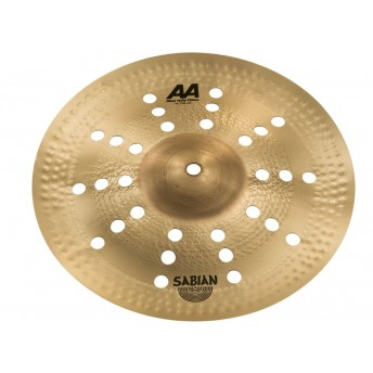 "SABIAN AA 12"" MINI HOLY CHINA CYMBAL NATURAL FINISH - 21216CS"