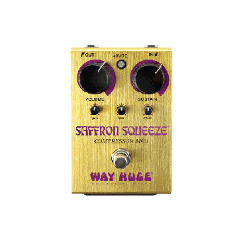 WAY HUGE – WHE103 – SAFFRON SQUEEZE – COMPRESSOR