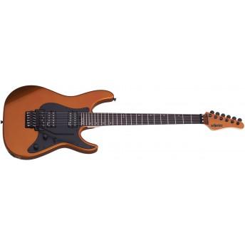 Schecter Sun Valley Super Shredder FR Lambo Orange (LOR) Electric Guitar