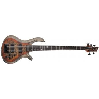 Schecter SCH1453 RIOT-5 IB 5 String Bass Guitar