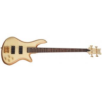 Schecter SCH2531 Stiletto Custom-4 NAT Bass Guitar