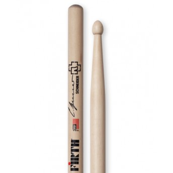 VIC FIRTH SCS CHRISTOPH SCHNEIDER (RAMMSTEIN) SIGNATURE DRUM STICKS
