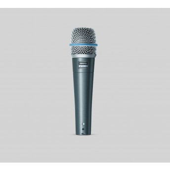 SHURE – BETA57A – SUPERCARDIOID DYNAMIC INSTRUMENT MICROPHONE