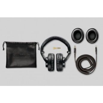SHURE – SRH840 – REFERENCE STUDIO HEADPHONES