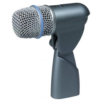 SHURE – BETA56A – Dynamic Lo Z Instrument SuperCardioid Mic