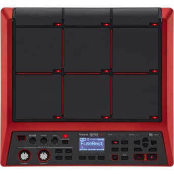 ROLAND – SPD-SX ELECTRONIC PERCUSSION DIGITAL SAMPLING PAD - SPECIAL EDITION