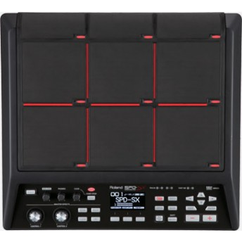ROLAND – SPD-SX ELECTRONIC PERCUSSION DIGITAL SAMPLING PAD