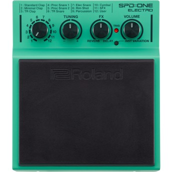 Roland SPD-One - Electro Percussion Pad - SPD1E
