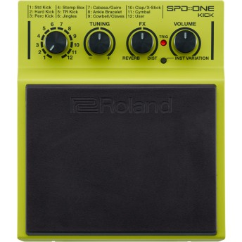 Roland SPD - One - Kick - Percussion Pad - SPD1K