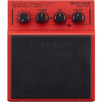 Roland SPD One - Wav Pad - Percussion Pad - SPD1W