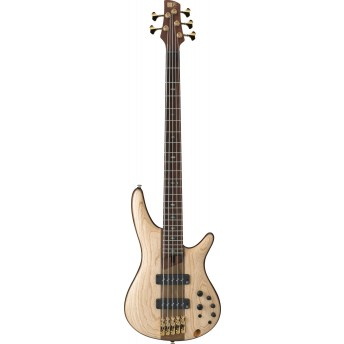 Ibanez SR1305 NTF Electric 5 String Bass with Bag Natural Flat 2019
