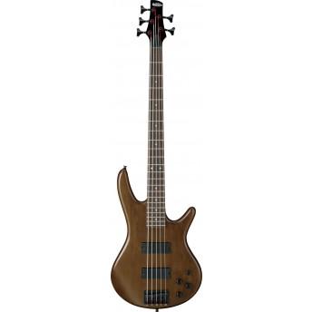 Ibanez GSR205B WNF Electric 5 String Bass Walnut Flat 2019