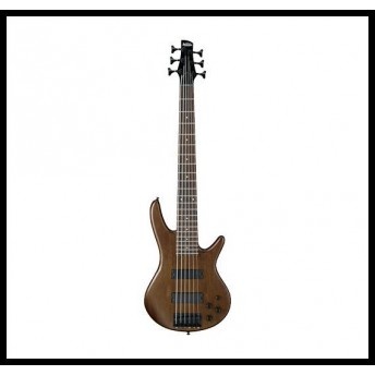 Ibanez SR206B WNF 6 String Bass Walnut Flat 2019