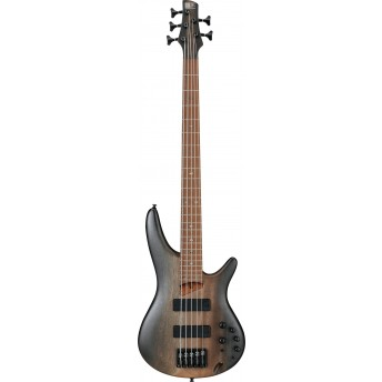 Ibanez SR505E SBD Electric 5 String Bass Surreal Black Dual Fade 2019