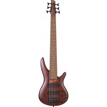 Ibanez SR506E BM Electric 6 String Bass Brown Mahogany 2019