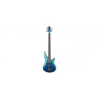 Ibanez SR875 BRG 5 String Bass Guitar