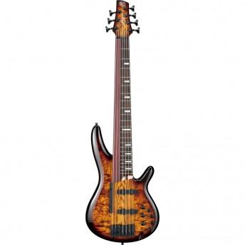 Ibanez SRAS7 DEB Ashula Hybrid Bass - Dragon Eye Burst