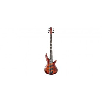 Ibanez SRMS806 BTT 5 String Multi Scale Bass Guitar