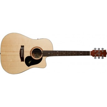 Maton SRS60C Dreadnaught Acoustic Cutaway Electric