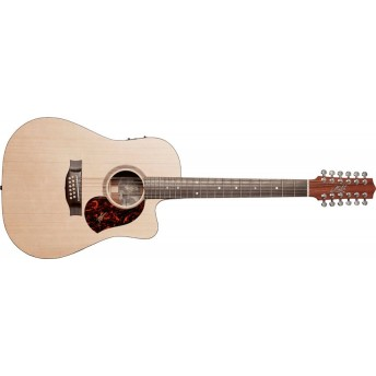 Maton SRS70C12 Srs Series Dreadnought 12 String Cutaway Acoustic Guitar