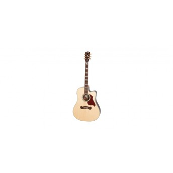 Gibson Songwriter Studio Cutaway Acoustic Guitar Antique Natural