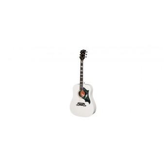 Gibson White Dove Acoustic Guitar Alpine White