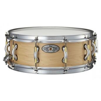 "Pearl Sensitone Snare Drum 14""x5"" 6 Ply Premium Maple"