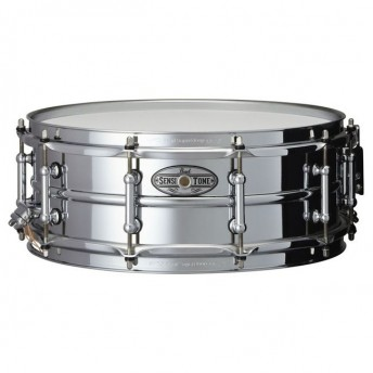 "Pearl Sensitone Snare Drum 14""x5"" Beaded Steel"
