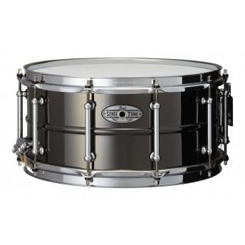 "Pearl Sensitone Snare Drum 14""x6.5"" Beaded Brass"