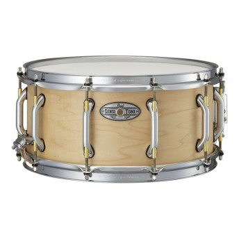 "Pearl Sensitone Snare Drum 14""x6.5"" 6 Ply Premium Maple"